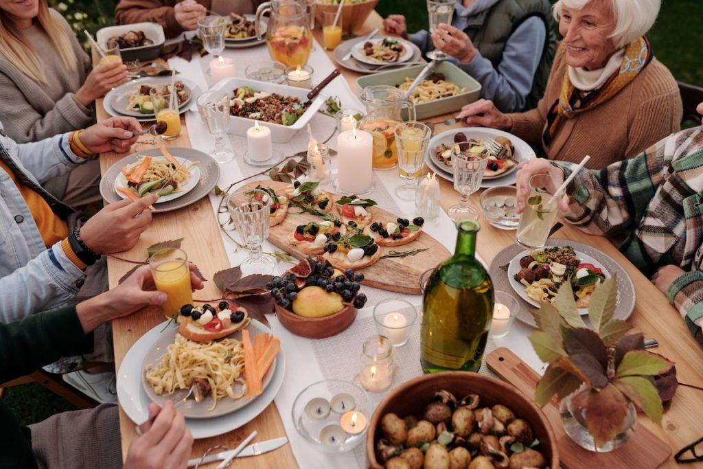 grillparty ideen für kinder, essen ideen